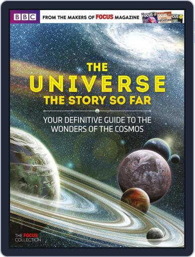 The Universe the Story so Far Magazine (Digital) May 1st, 2016 Issue Cover