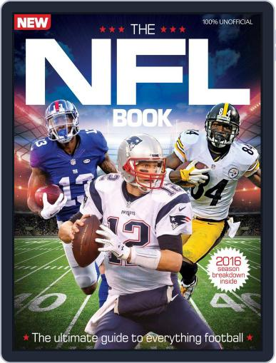 The NFL Book Magazine (Digital) July 1st, 2016 Issue Cover