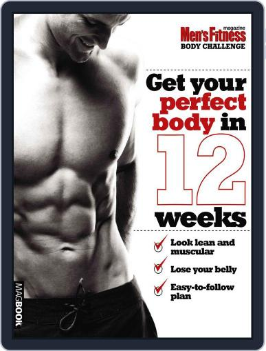 Men's Fitness Body Challenge Magazine (Digital) April 13th, 2011 Issue Cover