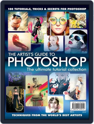 The Artist's Guide to Photoshop Magazine (Digital) April 21st, 2011 Issue Cover