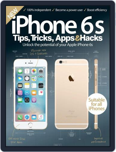 iPhone Tips, Tricks, Apps & Hacks Magazine (Digital) January 1st, 2016 Issue Cover