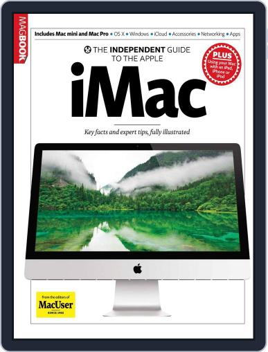 The Independent Guide to the Apple iMac Magazine (Digital) October 2nd, 2013 Issue Cover