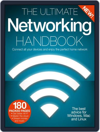 The Ultimate Network Handbook Magazine (Digital) December 1st, 2015 Issue Cover