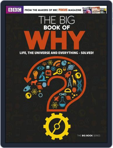 The Big Book of Why? Magazine (Digital) March 1st, 2016 Issue Cover