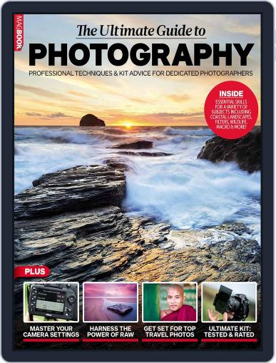 Ultimate Guide to Photography Magazine (Digital) December 1st, 2015 Issue Cover