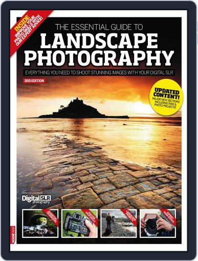 The Essential Guide to Landscape Photography 3rd edition Magazine (Digital) July 4th, 2011 Issue Cover