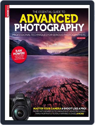 The Essential Guide to Advanced Photography Magazine (Digital) November 3rd, 2014 Issue Cover
