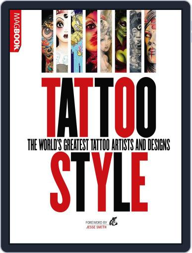 Tattoo Style Magazine (Digital) November 3rd, 2011 Issue Cover