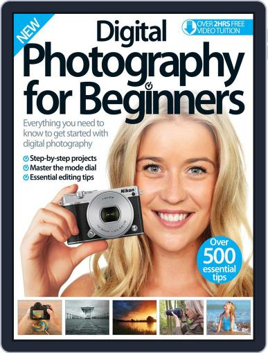 Digital Photography For Beginners Magazine December 17th, 2015 Issue Cover