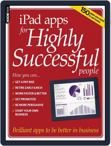 iPad Apps for Highly Successful People Magazine (Digital) February 10th, 2013 Issue Cover