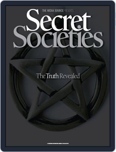 Secret Societies Magazine (Digital) April 29th, 2013 Issue Cover