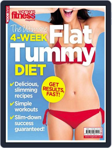 The Ultimate 4-Week Flat Tummy Diet Magazine (Digital) June 7th, 2013 Issue Cover