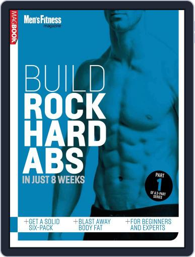 Build Rock Hard Abs Magazine (Digital) August 13th, 2013 Issue Cover