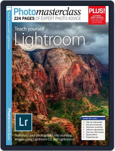 Teach Yourself Lightroom Magazine (Digital) November 1st, 2016 Issue Cover
