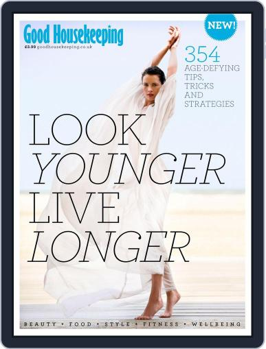 Good Housekeeping Anti-Aging Special 2014 Magazine (Digital) September 11th, 2014 Issue Cover