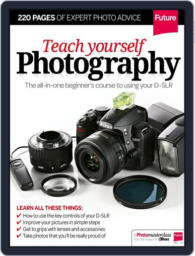 Teach Yourself Photography Magazine (Digital) December 30th, 2014 Issue Cover