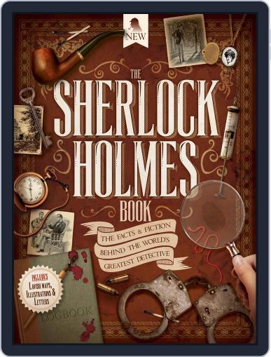 The Sherlock Holmes Book Magazine (Digital) October 31st, 2016 Issue Cover