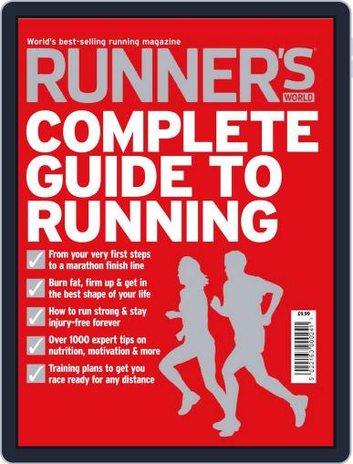 Runner's World Complete Guide to Running Magazine (Digital) July 19th, 2010 Issue Cover