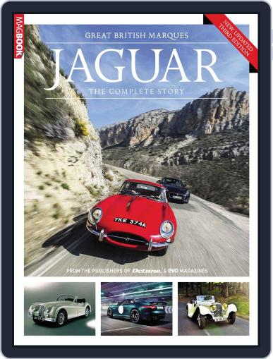 Jaguar: The Complete Story Magazine (Digital) November 2nd, 2014 Issue Cover