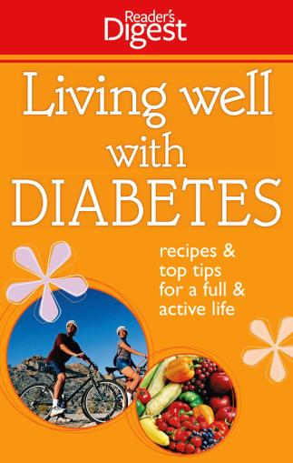 Reader's Digest Living Well With Diabetes Magazine (Digital) October 20th, 2011 Issue Cover