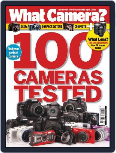 What Camera? Magazine (Digital) July 17th, 2012 Issue Cover