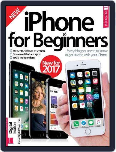 iPhone for Beginners Magazine (Digital) March 1st, 2017 Issue Cover