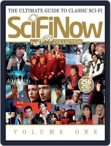 SciFiNow Time Warp Collection Magazine (Digital) October 25th, 2012 Issue Cover