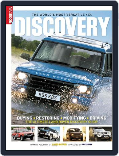 Landrover Discovery MagBook Magazine (Digital) March 1st, 2013 Issue Cover