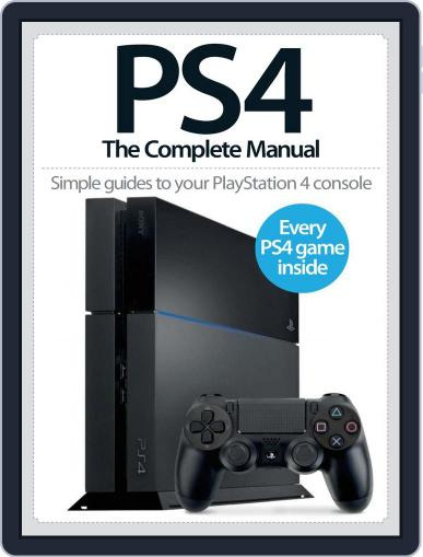 PS4: The Complete Manual Magazine (Digital) January 17th, 2014 Issue Cover