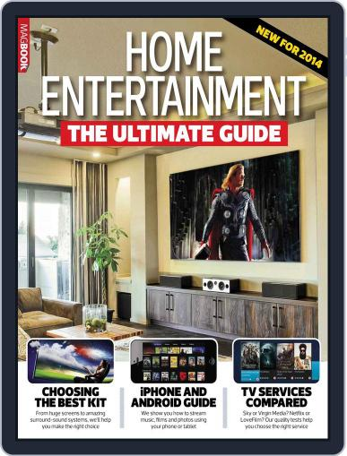 Home Entertainment Magazine (Digital) January 16th, 2014 Issue Cover