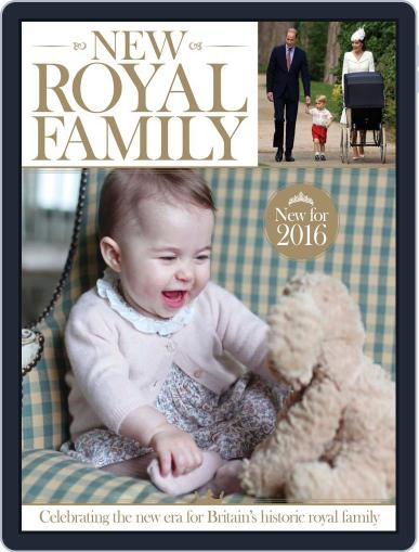 New Royal Family Magazine (Digital) January 13th, 2016 Issue Cover