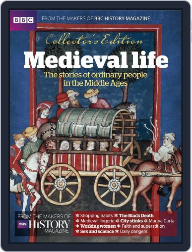 Medieval Life Magazine (Digital) May 18th, 2016 Issue Cover