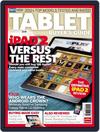 The Tablet Buyer's Guide Magazine (Digital) June 9th, 2011 Issue Cover