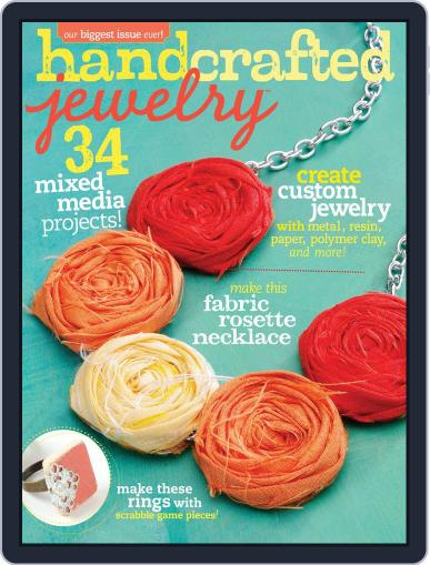 Handcrafted Jewelry Magazine (Digital) September 26th, 2012 Issue Cover