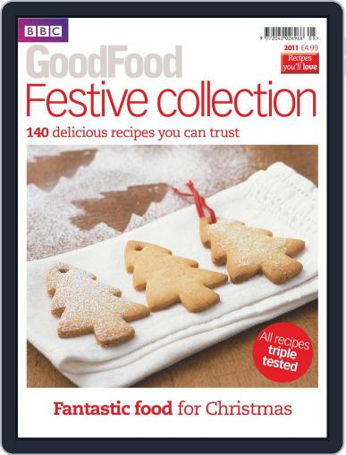 Good Food Festive Collection Magazine (Digital) November 2nd, 2011 Issue Cover