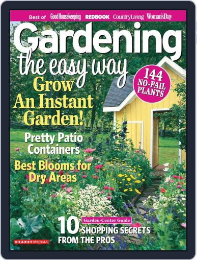 Gardening the Easy Way Magazine (Digital) February 28th, 2012 Issue Cover