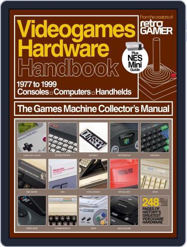 Videogames Hardware Handbook Magazine (Digital) January 12th, 2017 Issue Cover
