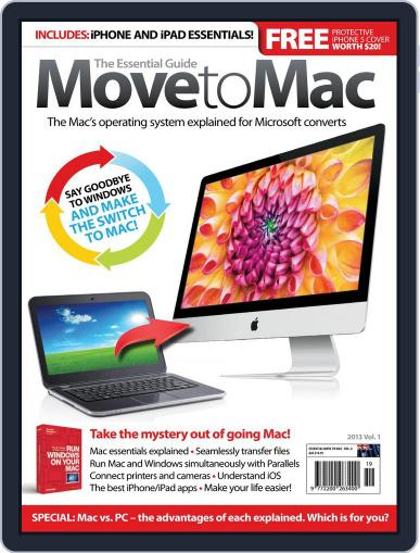 Essential Move to Mac Magazine (Digital) March 8th, 2013 Issue Cover