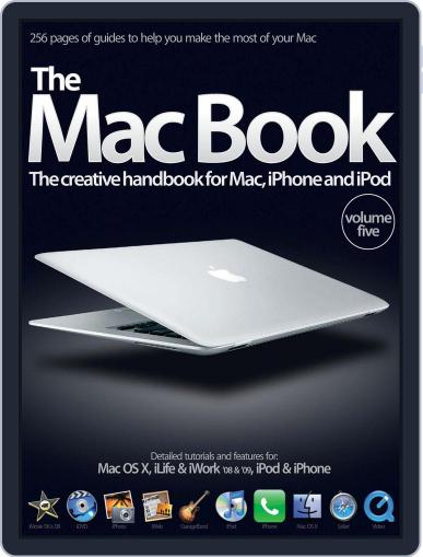 The Mac Book Vol 5 Magazine (Digital) July 30th, 2012 Issue Cover