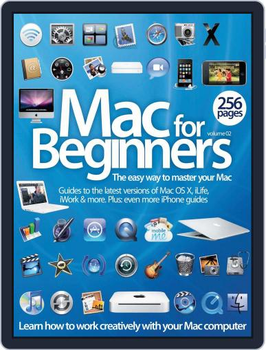 Mac For Beginners Vol 2 Magazine (Digital) July 18th, 2012 Issue Cover