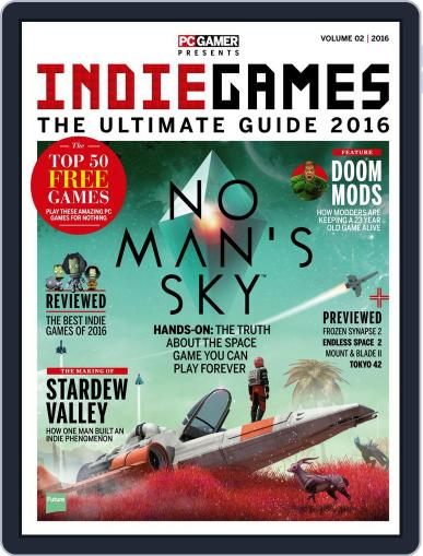 PC Gamer Specials (US Edition) Magazine (Digital) September 1st, 2016 Issue Cover