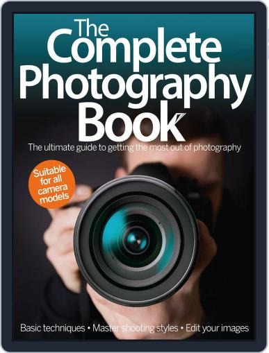 The Complete Photography Book Magazine (Digital) July 23rd, 2014 Issue Cover