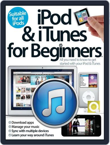 iPod and iTunes For Beginners Magazine (Digital) February 28th, 2013 Issue Cover