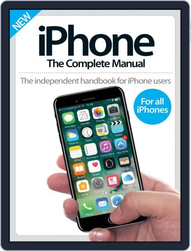 iPhone: The Complete Manual (A5) Magazine (Digital) December 1st, 2016 Issue Cover