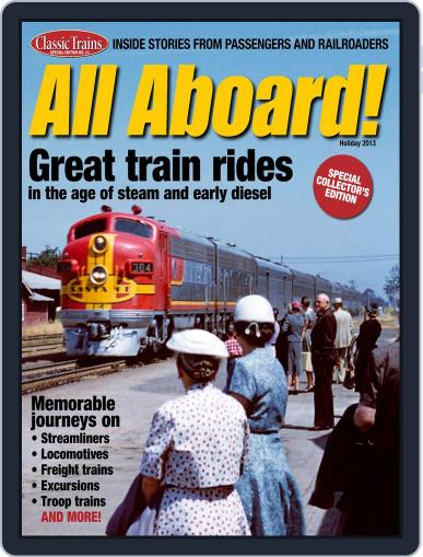 All Aboard! Magazine (Digital) November 15th, 2013 Issue Cover
