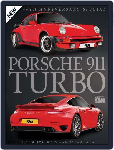 Porsche 911 Turbo 40th Anniversary Special Volume 1 Magazine (Digital) October 9th, 2014 Issue Cover