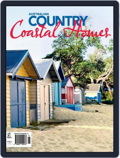 Australian Country Coastal Homes Magazine (Digital) October 23rd, 2014 Issue Cover