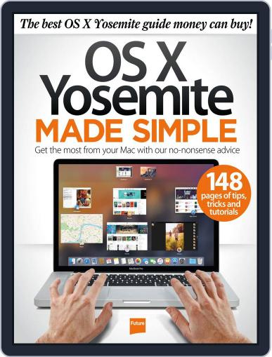 Yosemite Made Simple Magazine (Digital) September 7th, 2015 Issue Cover