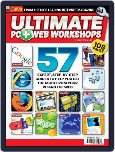 Ultimate PC and Web Workshops (2007) Magazine (Digital) November 2nd, 2007 Issue Cover