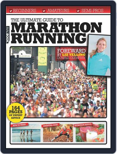 The Ultimate Guide to Marathon Running Magazine (Digital) February 12th, 2010 Issue Cover